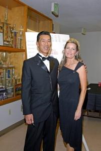 Glenn and Lezlie